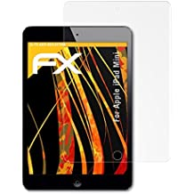 AtFoliX FX-Antireflex - Protector de pantalla para Apple iPad Mini, transparente