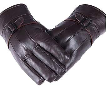 premium selection c3520 747ad Echt echten weichen Lammfell gefütterte Handschuhe ...