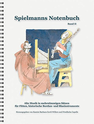 Alte Musik in mehrstimmigen Sätzen für Flöten, historische Bordun- und Blasinstrumente:...