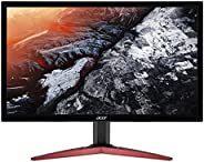 """ACER KG241QS - 23.6"""" (Full HD)1920 x 1080 overclock to 165 Hz,up to 0.5 ms-AMD Free-Sync -Flicker-free, B"""