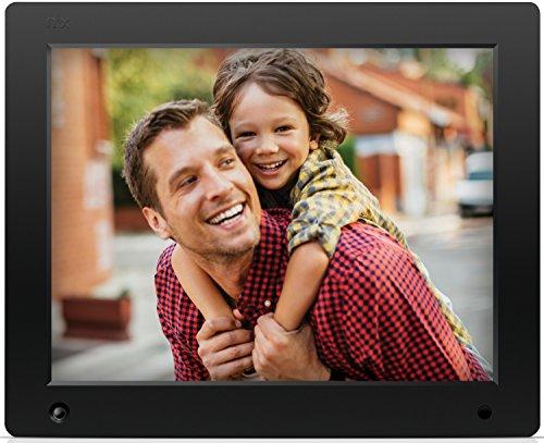 NIX Advance Marco Digital de Fotos y Videos 12 Pulgadas X12D. Portafotos Pantalla IPS Full HD. Portarretratos electrónico USB. Incluye 8GB USB. Sensor de Movimiento