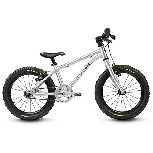 Early Rider Belter 16 Trail Kinder Fahrrad Aluminium silber 3-6 Jahre, ER0101