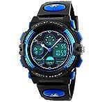 Hiwatch Orologio da Polso Orologi Sport per Bambini Digitale Impermeabile