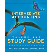 Intermediate Accounting + Study Guide: Volume 1 Text , Study Guide