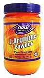 NOW Foods - L-arginina in polvere - 1 lb.