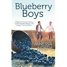 Blueberry Boys by Vanessa North (2015-07-14)
