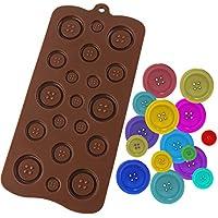 Luxbon Silikon Form für Fondant/Schokolade/Zuckerverzierung/Cupcakes