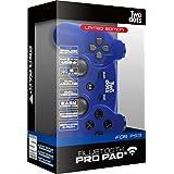 Manette sans fil Bluetooth Pro Power Pad Bleu pour PS3