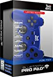 Manette sans fil Bluetooth Pro Power Pad Bleu pour PS3 - [Edizione: Francia]