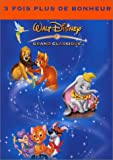 Coffret Disney 3 DVD : Rox & Rouky / Dumbo / Oliver & compagnie
