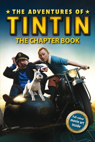 The adventures of Tintin. The chapter book