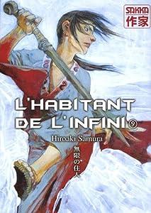 L'Habitant De L'infini Nouvelle édition Tome 9