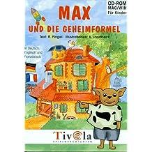 Max und die Geheimformel. CD- ROM MAC System 7.x/ Windows 3.x
