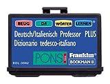 Franklin BDL-3042  Deutsch/Italienisch-Professor PLUS elektronisches Wörterbuch
