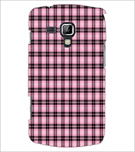 PrintDhaba Pattern D-6081 Back Case Cover for SAMSUNG GALAXY S DUOS S7562 (Multi-Coloured)