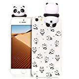 Mosoris Coque iPhone 5S Silicone Mode 3D TPU Etui, iPhone 5 Etui Housse Ultra Mince...