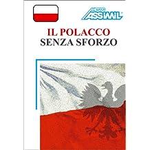 Il Polacco senza sforzo (1 livre + coffret de 4 cassettes) (en italien)