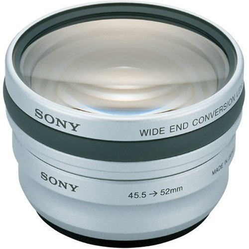 Sony VCLDEH07V Wide Angle Conversion Lens for DSCV1 Cybershot (VCL-DEH07V) Cyber-shot Point