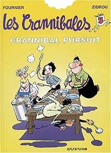 """Afficher """"Les Crannibales. n° 5<br /> Crannibal pursuit"""""""