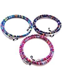 Amazon.es: cordon gafas - Gafas de sol / Gafas y accesorios ...