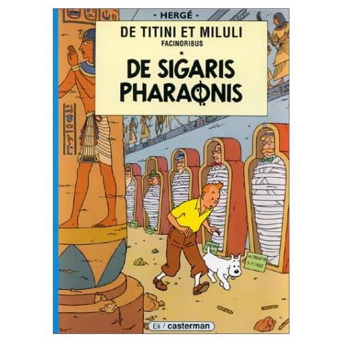 De sigaris pharaonis : Edition en latin