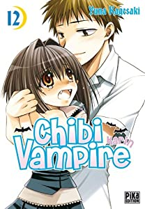Chibi Vampire Karin Edition simple Tome 12