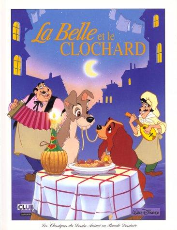 Livre Disney Club Du Livre - La belle et le