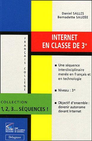 Internet en classe de 3ème