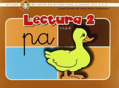 Lectura Pipe 2: Método de lectoescritura para alumnos con N.E.E. (Método PIPE de lectura y escritura del Centro María Corredentora) por Centro María Corredentora