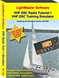 Marine VHF DSC Radio Training Software. Tutor Program + Practice Simulator