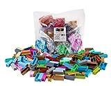 Strictly Briks® - Lot de 180 Briques Stackers 2x2 améliorées - de qualité - Compatible avec Les Plus Grandes Marques - Multicolore 2