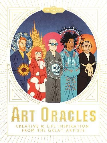 Art oracles : Creative and Life Inspiration from 50 Artists par Katya Tylevich