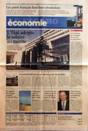 figaro-economie-le-n-19985-du-31-10-2008-les-ports-francais-font-leur-revolution-letat-adopte-le-sal