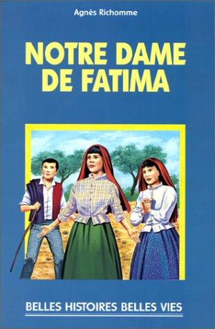 Notre-Dame de Fatima par Agnès Richomme