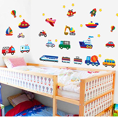 Educational Wall Stickers Amazoncouk - Educational wall decals