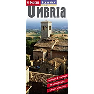 Umbria Insight Flexi Map (Insight Flexi Maps)