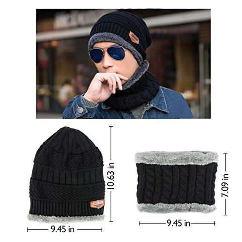 Zoom IMG-3 runfon cappello e sciarpa uomo