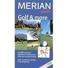 Merian guide Golf & more.