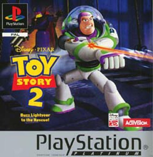 Toy Story 2 Platinum (PS) [PlayStation]