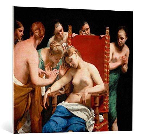 Quadro su tela: Guido Cagnacci
