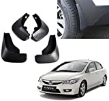 #2: Auto Pearl - Premium Quality Car O.E Type Mud Flaps For - Honda Civic