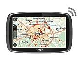 TomTom Go 6100 World Navigationssystem (15 cm (6 Zoll) kapazitives Touch Display, Magnethalterung, Sprachsteuerung, mit Traffic/Lifetime Weltkarten) Bild 2