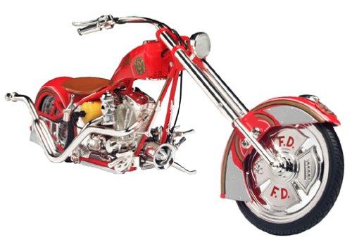 OCC-American-Chopper-Fire-Bike-911-Tribute-Bike-110-ERTL-Modell