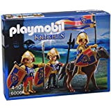 Playmobil Knights Royal Lion Knights - figuras de construcción (Playmobil, Multi, Niño)