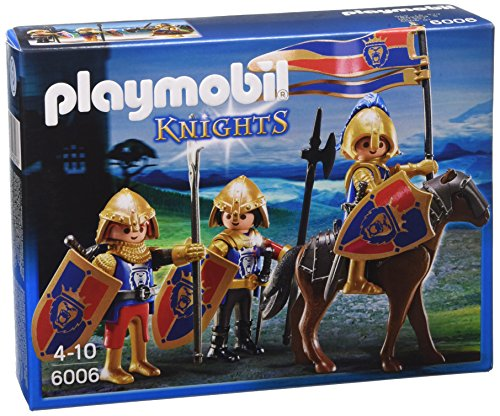 Playmobil 6006 Royal Lion Knights