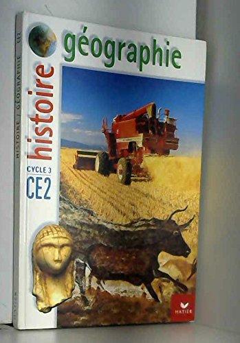 Histoire-Géographie, CE2 (manuel + atlas)