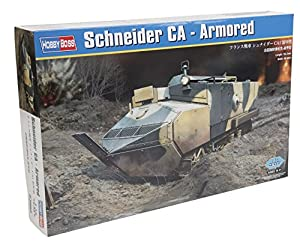 Hobbyboss 83862 French Schneider CA Armored 1/35 maqueta