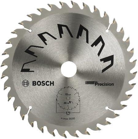 Bosch 2609256858 Lama di Precisione per per per Sega Circolare, 36 Denti, Taglio Netto, Carburo e Alesaggio con Anello di Riduzione, 20 16, 2,5 mm x 170 mm   Beni diversi    Sulla Vendita    Modalità moderna  d010ce