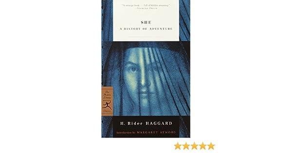 Amazon.fr - She: A History of Adventure - H. Rider Haggard ...