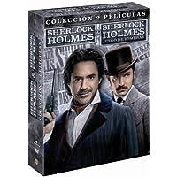 Pack: Sherlock Holmes 1+2